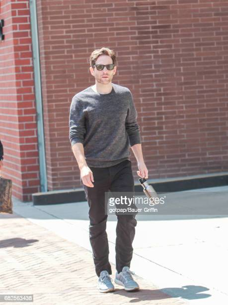 Glenn Howerton is seen on May 12 2017 in Los Angeles California