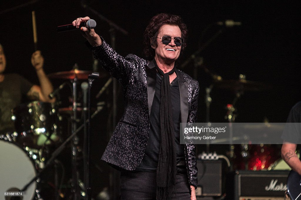 Glenn Hughes performs at the Adopt The Arts: Benefit Concert And Auction For Music And Arts Programs In LAUSD Schools at The Fonda Theatre on May 12, 2016 in Los Angeles, California.