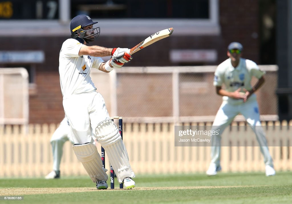 NSW v VIC - Sheffield Shield: Day 1