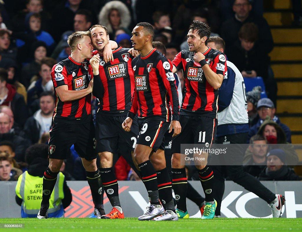 Chelsea v A.F.C. Bournemouth - Premier League