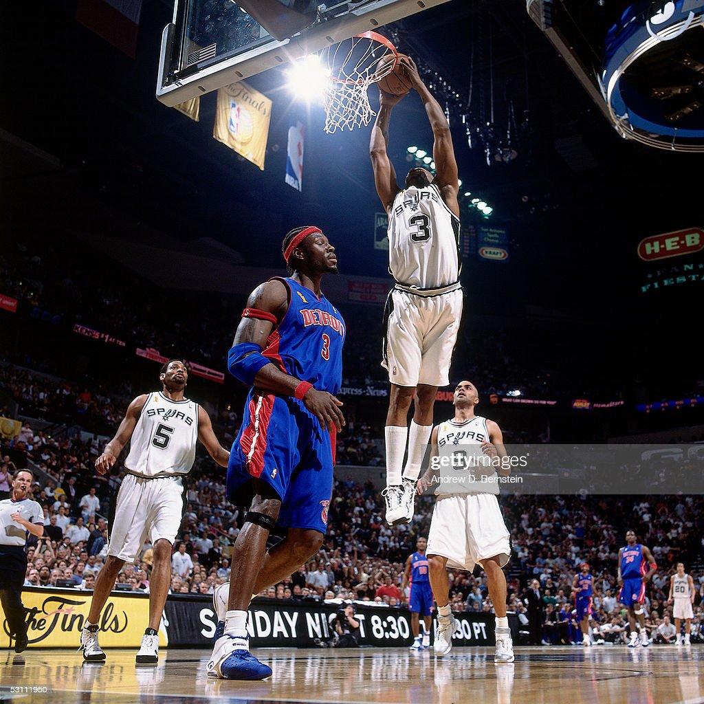 San Antonio Spurs Nba: Detroit Pistons V San Antonio Spurs - NBA Fi...