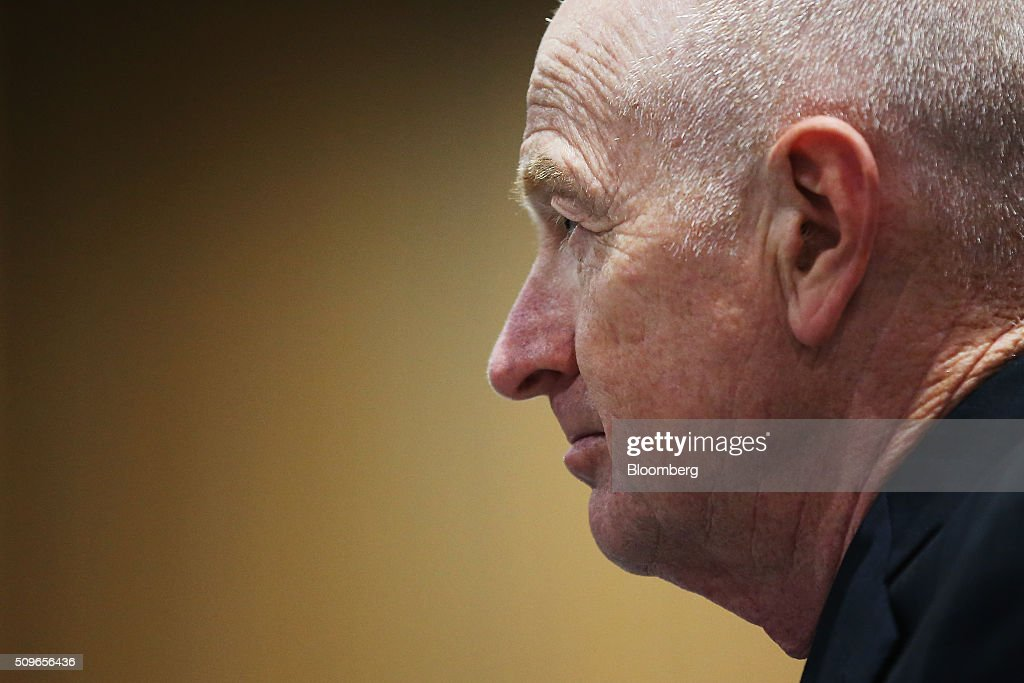 <a gi-track='captionPersonalityLinkClicked' href=/galleries/search?phrase=Glenn+Stevens&family=editorial&specificpeople=2288724 ng-click='$event.stopPropagation()'>Glenn Stevens</a>, governor of the Reserve Bank of Australia, attends a hearing before the House of Representatives economics committee in Sydney, Australia, on Friday, Feb. 12, 2016. Australia has the flexibility to ease monetary policy further if that will aid the economy, Stevens said Friday as he gauges the sustainability of recent jobs strength against the potential impact of global market upheaval on demand. Photographer: Brendon Thorne/Bloomberg via Getty Images