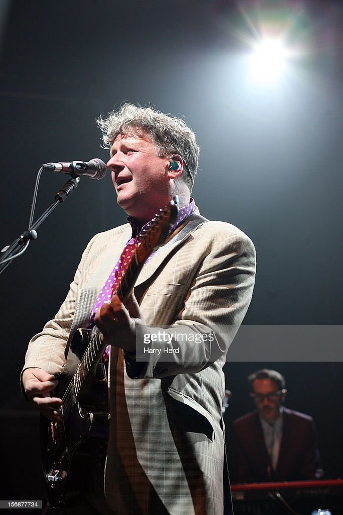 <a gi-track='captionPersonalityLinkClicked' href=/galleries/search?phrase=Glenn+Tilbrook&family=editorial&specificpeople=2011135 ng-click='$event.stopPropagation()'>Glenn Tilbrook</a> of Squeeze performs at 02 Academy on November 23, 2012 in Bournemouth, England.