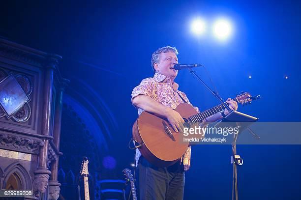 Glenn Tilbrook performs at Union Chapel on December 15 2016 in London England