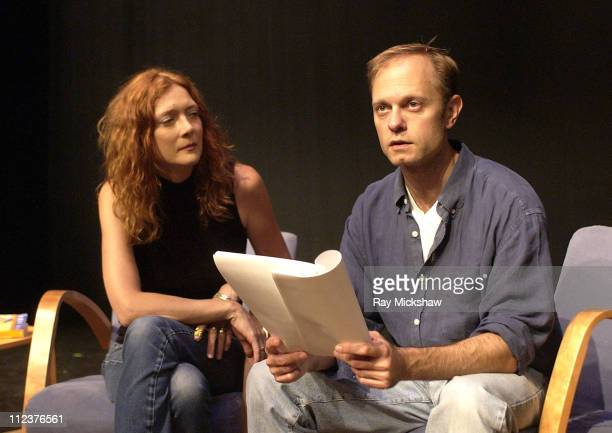 Glenne Headly and David Hyde Pierce star in Anne Nelson's play about the aftermath of 9/11