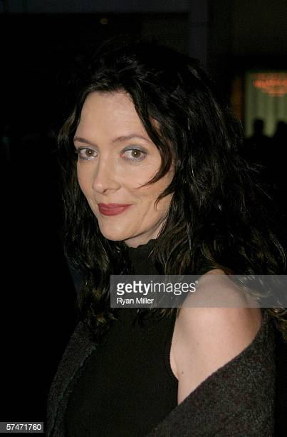Glenne Headly at the opening night performance of 'The Black Rider The Casting of the Magic Bullets' at the Ahmanson Theatre and the party was held...