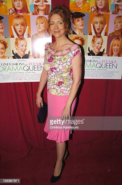 Glenne Headly during 'Confessions of A Teenage Drama Queen' New York Premiere at Loews E Walk Theater in New York City New York United States