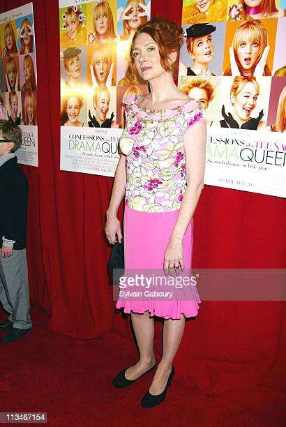 Glenne Headly during premiere of 'Confessions of a Teenage Drama Queen' at Loews EWalk Theater on W 42nd in New York New York United States