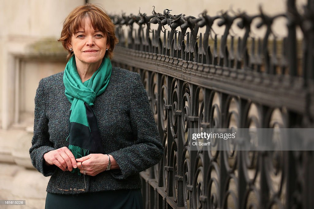 Glenys Stacey, the Chief Executive of Ofqual, the Office of Qualifications and Examinations Regulation, pictured outside the Royal Courts of Justice on February 13, 2013 in London, England. The High Court has rejected a legal bid from school leaders, teachers' unions and councils to reassign grade boundaries for GCSE English exams sat in summer 2012.