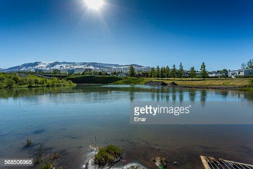 Glerarlon Akureyri Iceland