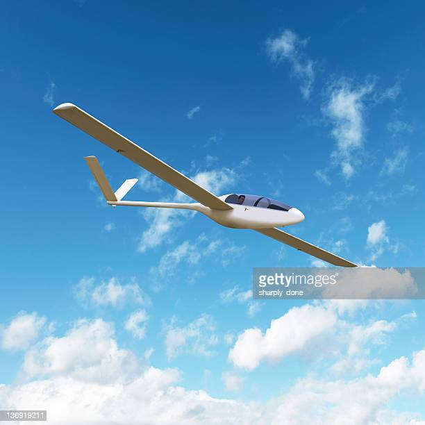 XL Planeur avion majestueux
