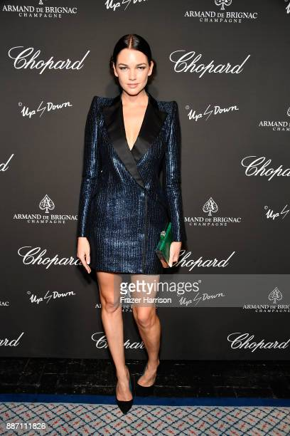 Global Brand Director at Champagne Armand de Brignac Mim Gardiner attends Creatures Of The Night LateNight Soiree Hosted By Chopard And Champagne...