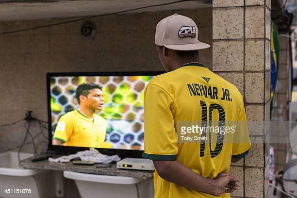 Global Broadcasters Capture Fan's Enjoyment of the World Cup Experience in Rio de Janeiro The festivities begin in the favela long before the Brasil...