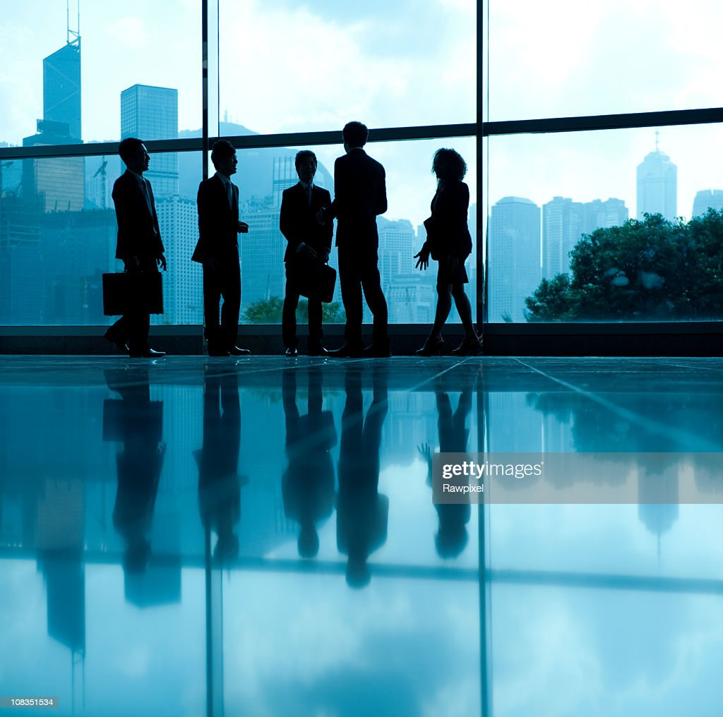 Global Business People Asia : Stock Photo