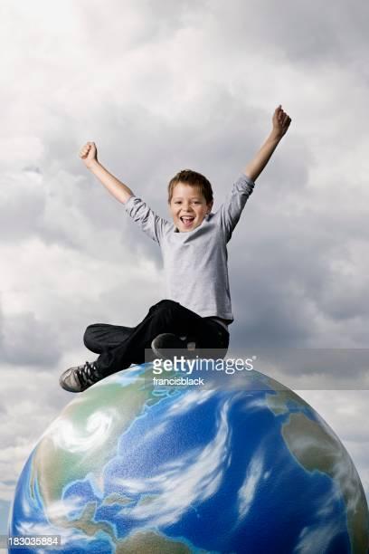Global para niños