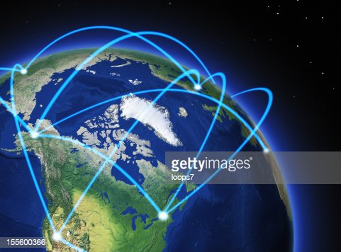 global communications : Stock Photo