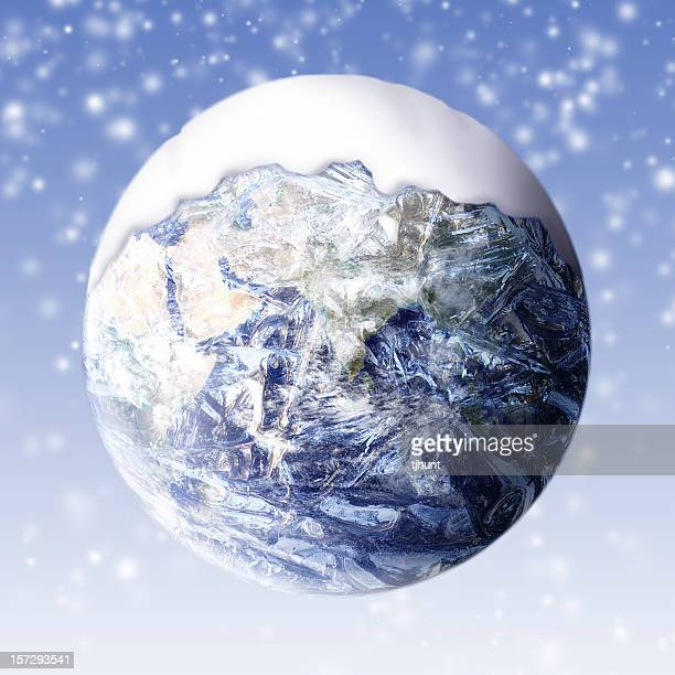 Global cooling - East