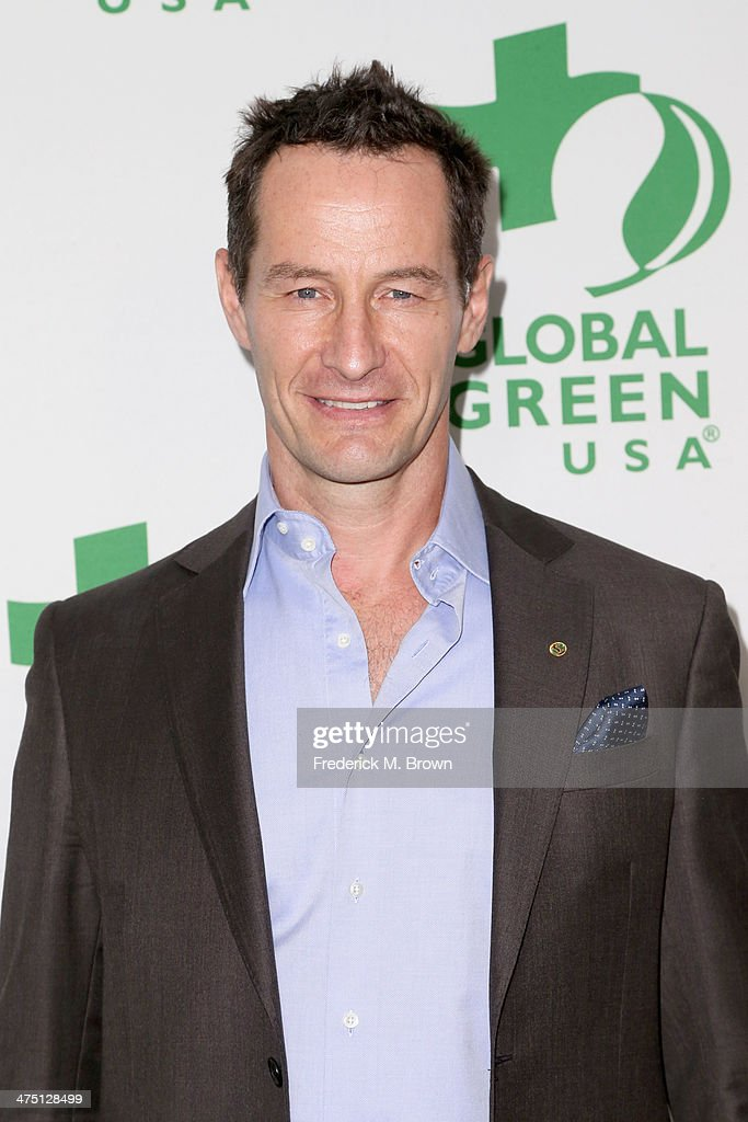 Global Green USA Event Co-Founder and Board Member Sebastian Copeland attends Global Green USA's 11th Annual Pre-Oscar party at Avalon on February 26, 2014 in Hollywood, California.