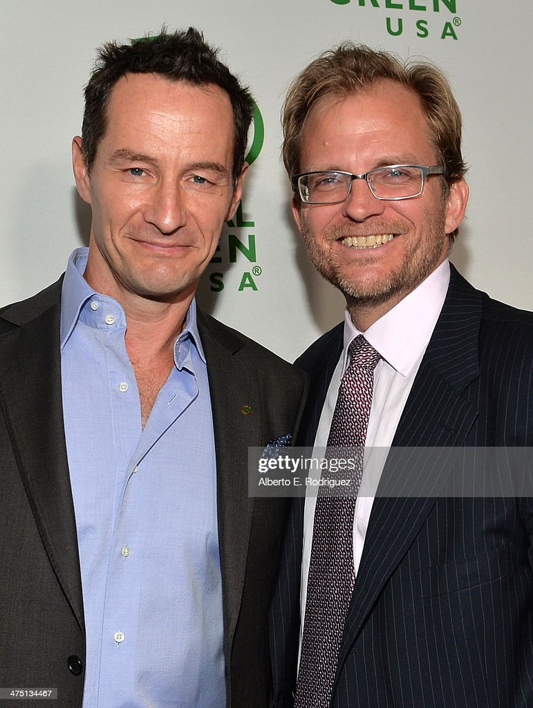 Global Green USA Event Co-Founders and Board Members <a gi-track='captionPersonalityLinkClicked' href=/galleries/search?phrase=Sebastian+Copeland&family=editorial&specificpeople=763029 ng-click='$event.stopPropagation()'>Sebastian Copeland</a> (L) and <a gi-track='captionPersonalityLinkClicked' href=/galleries/search?phrase=Matt+Petersen&family=editorial&specificpeople=221572 ng-click='$event.stopPropagation()'>Matt Petersen</a> attend Global Green USA's 11th Annual Pre-Oscar party at Avalon on February 26, 2014 in Hollywood, California.