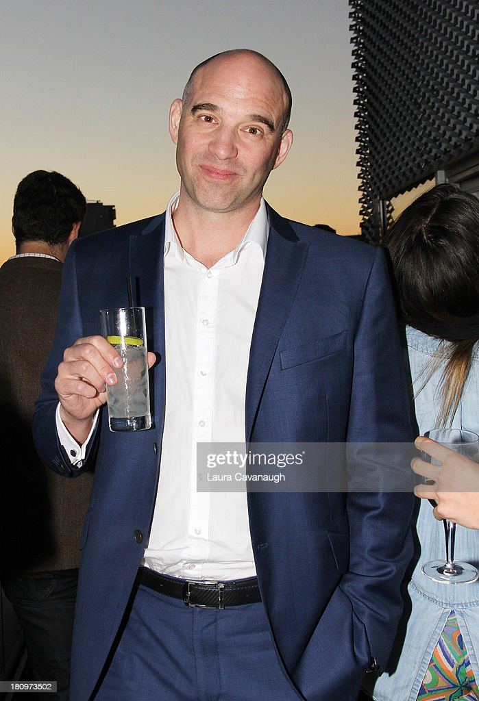 Global Head of Agency Relationships at LinkedIn Jon Williams attends the NewsCred Content Marketing Summit 2013 after-party, hosted by Bombay Sapphire, at The New Museum on September 18, 2013 in New York City.