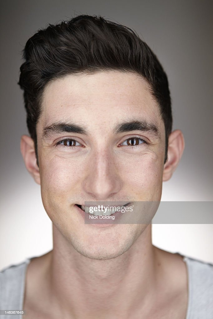 Global head shots 39 : Stock Photo