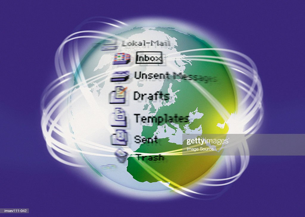 Global Internet : Stock Photo