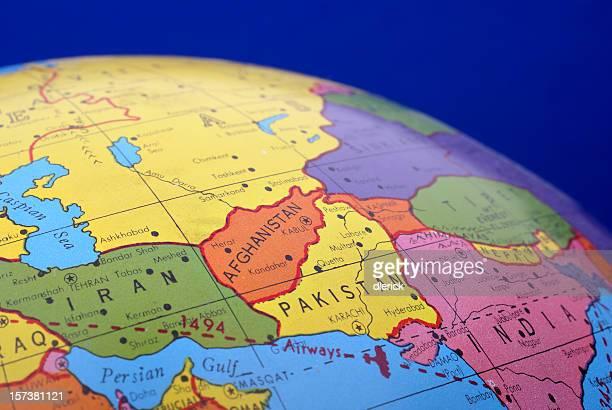 global map: Iran
