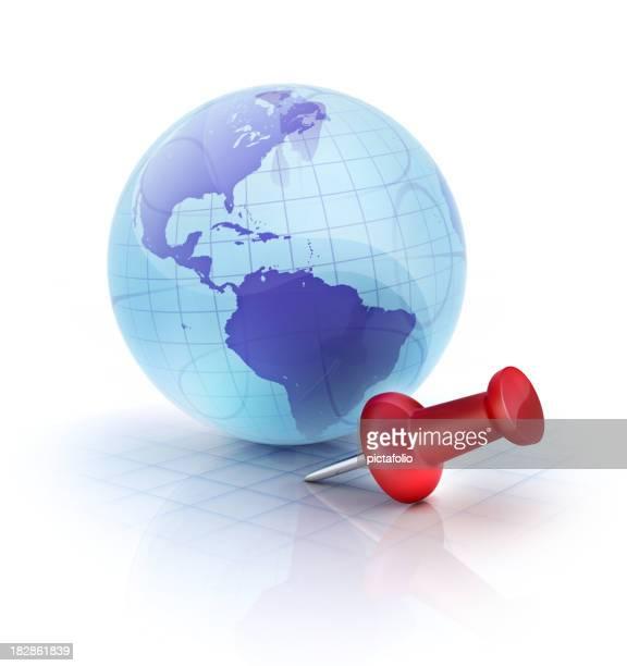 グローバル極