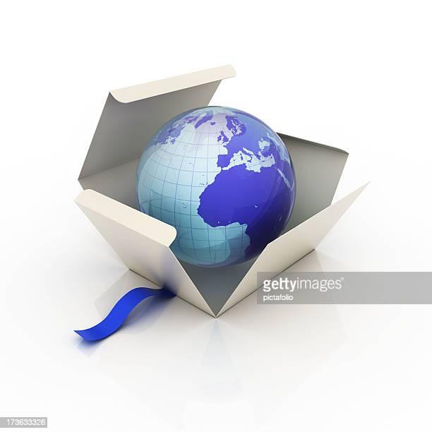 Globale shippment