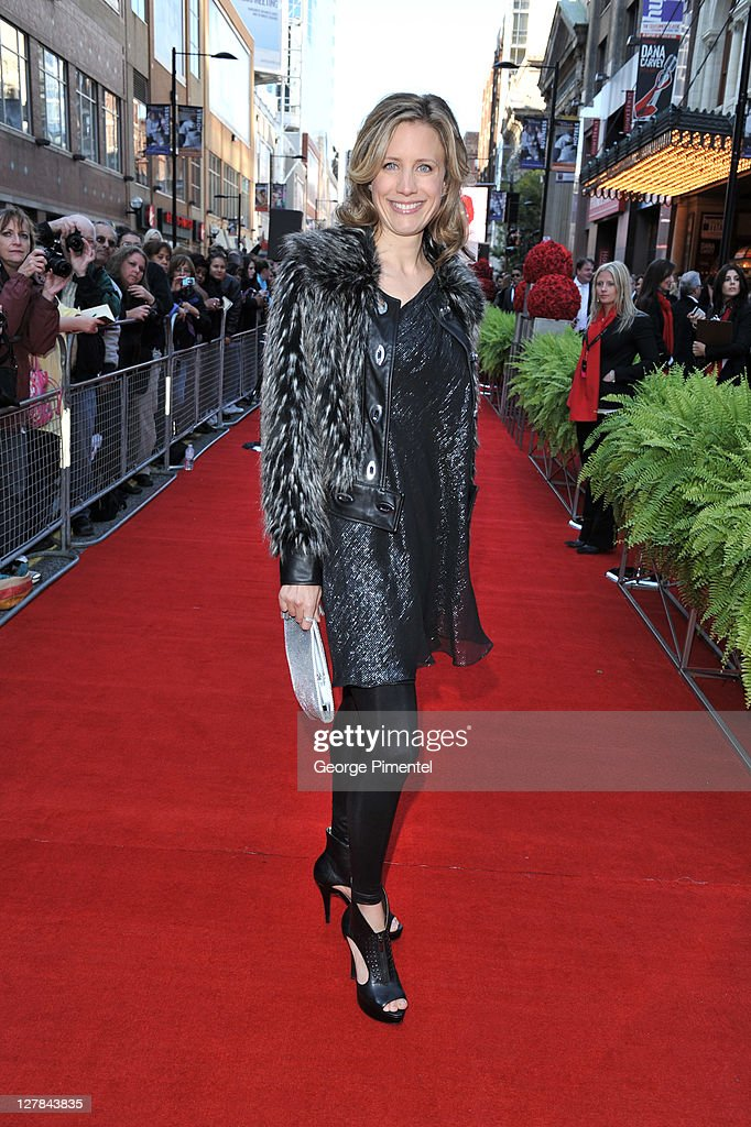 Global TV Host of the Morning Show Liza Fromer attends the 2011 Canada Walk of Fame at The Elgin Theatre on October 1, 2011 in Toronto, Canada.