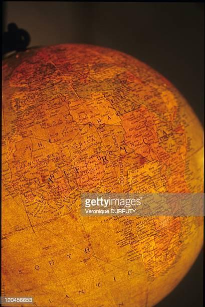 Globe in France