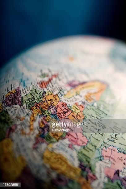 Welt von Europa