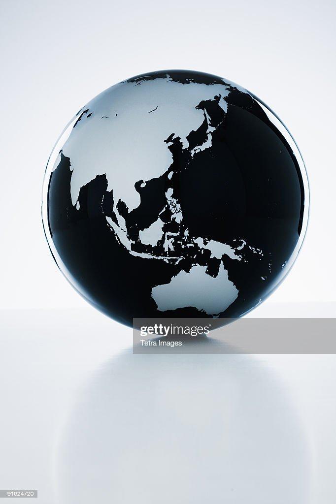 A globe