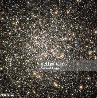 Globular cluster M13. : Stock-Foto