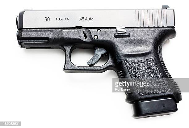 Glock 30SF à côté du détail, Logos supprimé