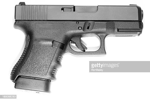 Glock 30SF - Side Detail, Logos Removed