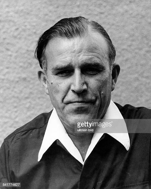 Gloeckner Rudi *Schiedsrichter Fussball DDRPortrait