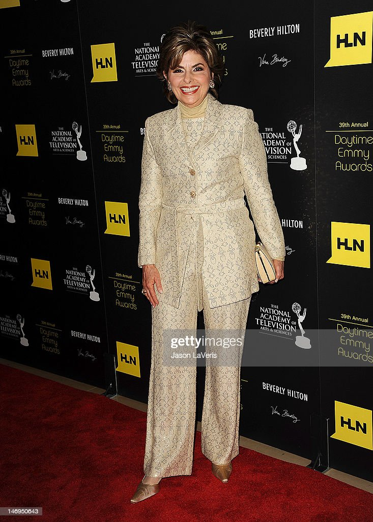 Gloria Allred attends the 39th annual Daytime Emmy Awards at The Beverly Hilton Hotel on June 23, 2012 in Beverly Hills, California.