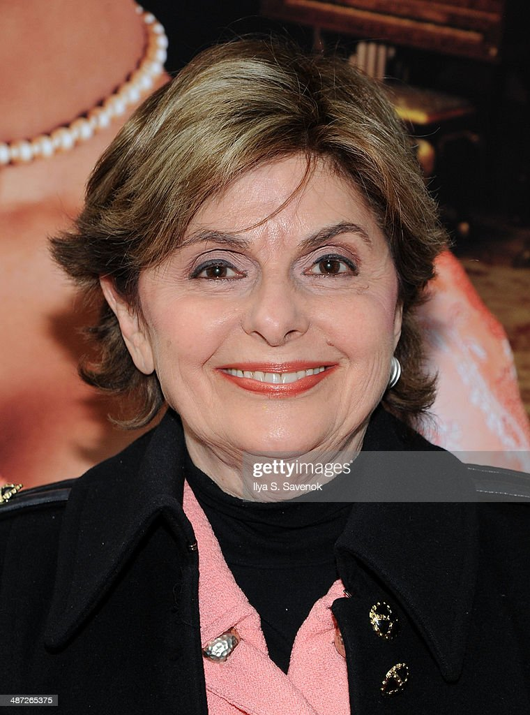 Gloria Allred attends the 'Belle' premiere at The Paris Theatre on April 28, 2014 in New York City.