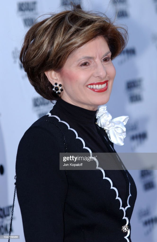 Gloria Allred during 14th Annual GLAAD Media Awards Los Angeles at Kodak Theatre in Hollywood, California, United States.