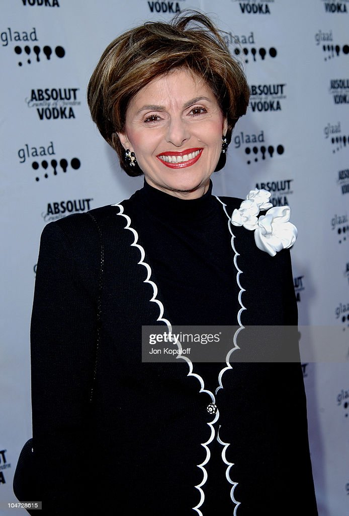 <a gi-track='captionPersonalityLinkClicked' href=/galleries/search?phrase=Gloria+Allred&family=editorial&specificpeople=213999 ng-click='$event.stopPropagation()'>Gloria Allred</a> during 14th Annual GLAAD Media Awards Los Angeles at Kodak Theatre in Hollywood, California, United States.
