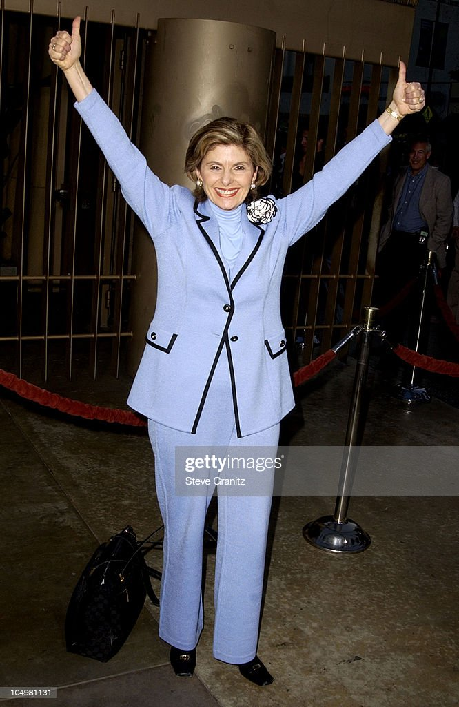 Gloria Allred during 'CQ' Premiere Los Angeles at Egyptian Theatre in Hollywood, California, United States.