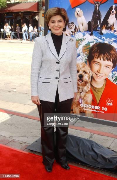 Gloria Allred during 'Good Boy' Premiere at Mann Village Theatre in Westwood California United States