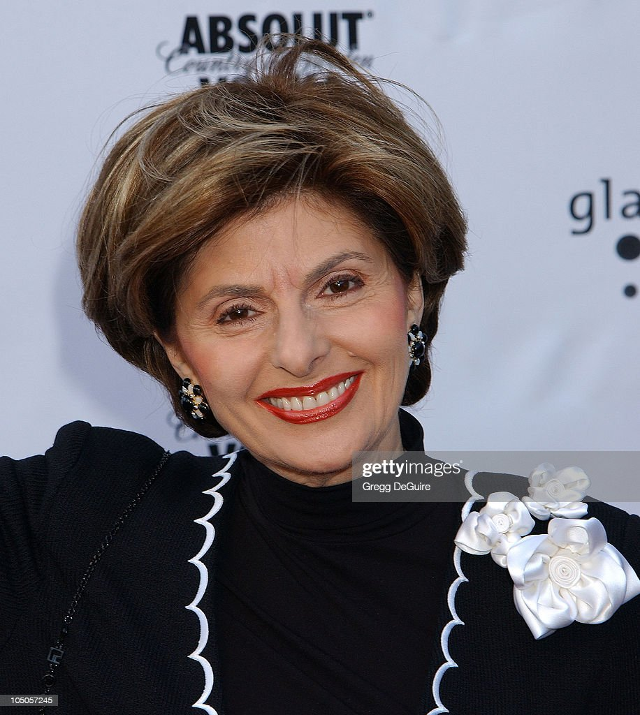 Gloria Allred during The 14th Annual GLAAD Media Awards Los Angeles - Arrivals at Kodak Theatre in Hollywood, California, United States.