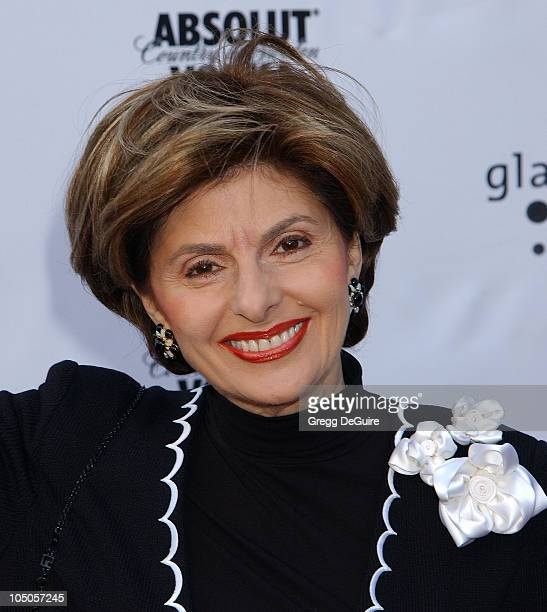Gloria Allred during The 14th Annual GLAAD Media Awards Los Angeles Arrivals at Kodak Theatre in Hollywood California United States