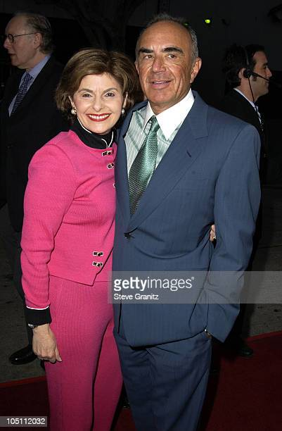 Gloria Allred Robert Shapiro during 'It Runs In The Family' Premiere Arrivals at Mann Bruin Theatre in Westwood California United States