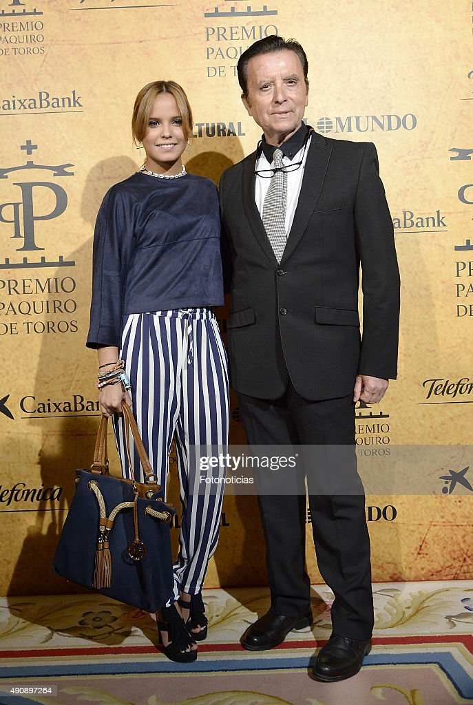 Miguel Angel Perera Receives 'Paquiro Bullfight' Awards 2015