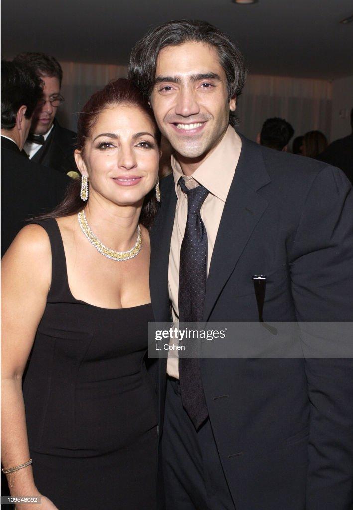 Emilio Estefan & Gloria Estefan Host Post-Latin GRAMMY Party