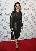 Gloria Estefan attends Cristina Saralegui's Book Launch at Vintro Hotel on October 23 2014 in Miami Florida