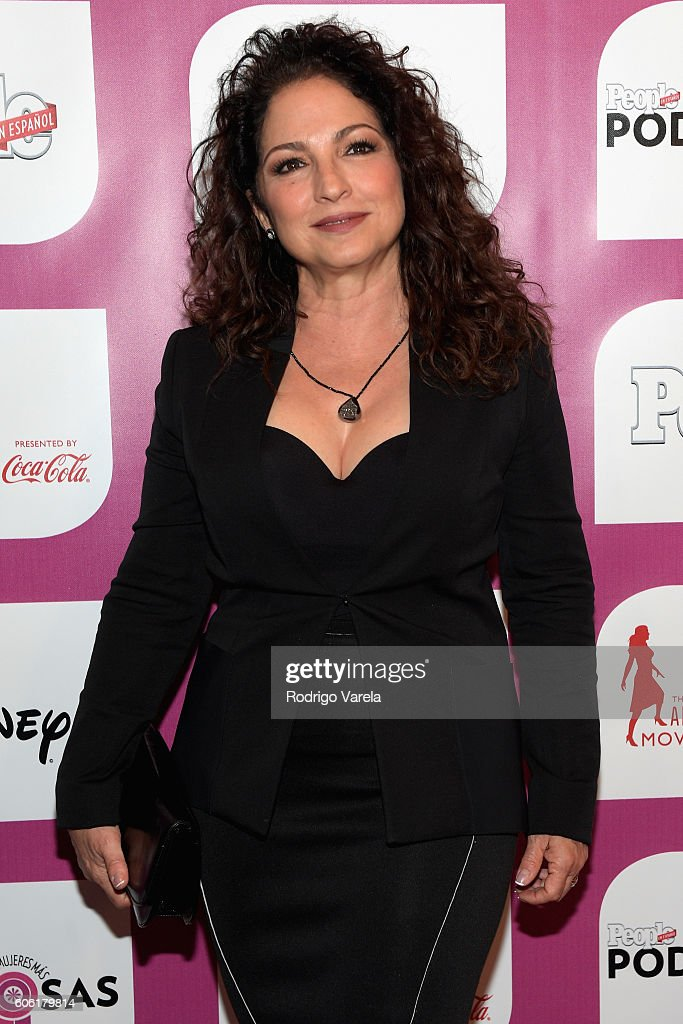 Gloria Estefan attends People En Espanol Celebrates 'Las 25 Mujeres Mas Poderosas' at The Ritz-Carlton, Coconut Grove on September 16, 2016 in Miami, Florida.